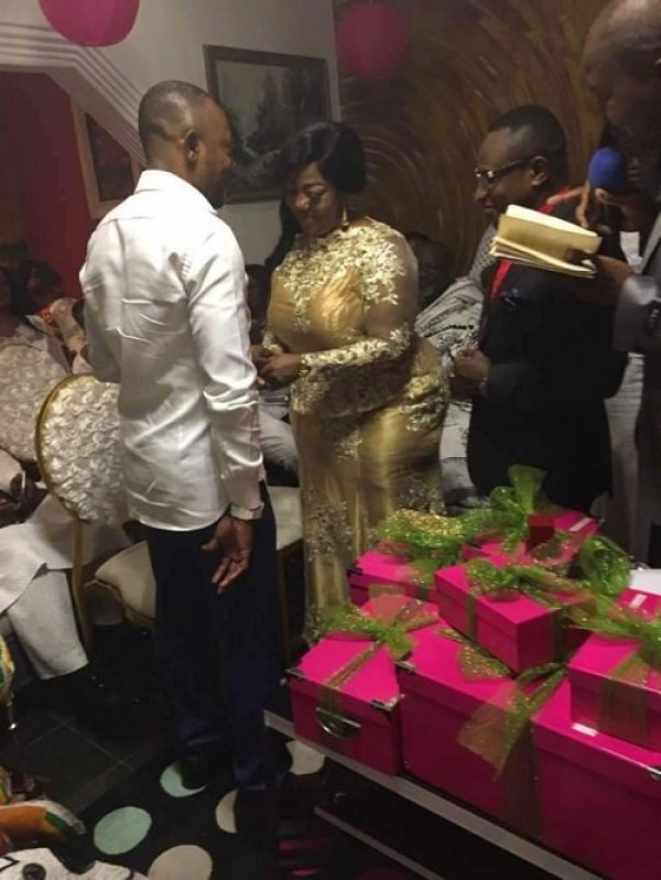 Here are all the unseen photos from Rev. Owusu Bempah's third Wedding