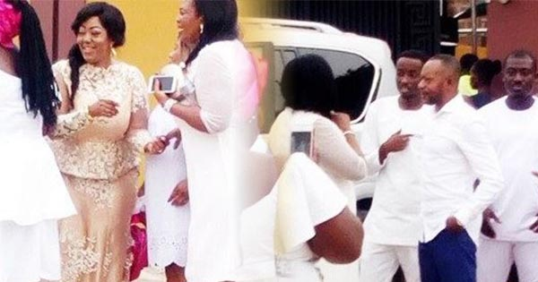 Reverend Owusu Bempah ties the knot again for the third time(Photos)