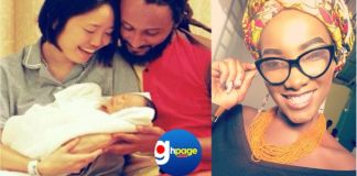 Wanluv The Kubolor Names New Born Baby After Ebony