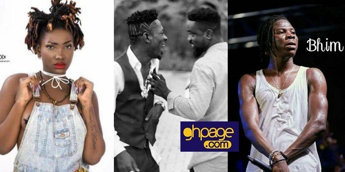 Sarkodie,Shatta Wale,Ebony &Stonebwoy win big at the 3 Music Awards 2018:Here is the full list of winners