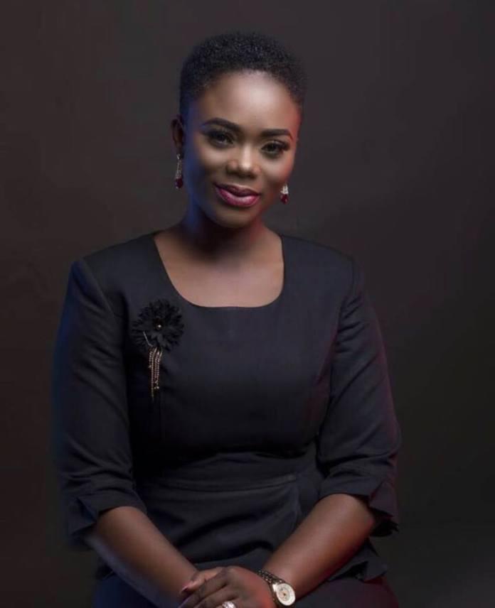 Sally Akua Amoakowaa Mensah known in showbiz as Akua Ghana's most beautiful