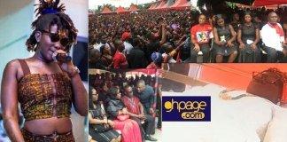 Ghanaians Bath In Tears As Ebony Reigns Set To Meet Her Creator Today