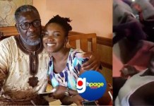 This video of Ebony and her dad cracking funny jokes would break your heart