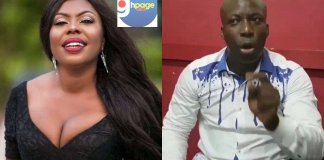 Update: Afia Schwar & Kumchacha's police case; Afia Schwar is being disrespectful to the police - Kumchacha reveals