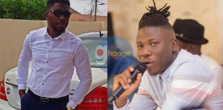 Stonebwoy unfollows Kwame A Plus on Instagram for supporting Shatta Wale