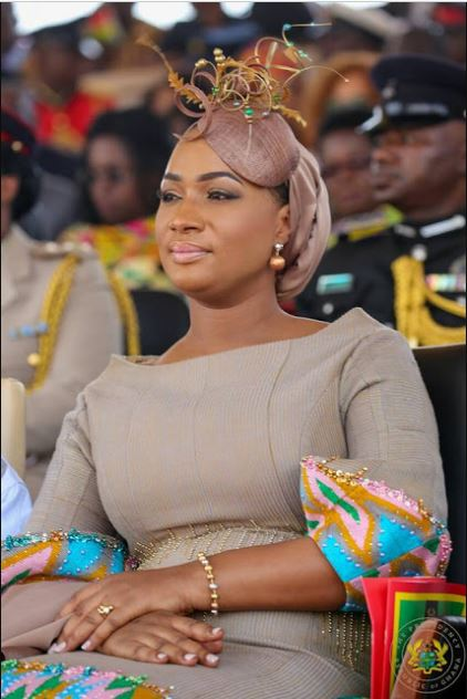 10 Times Samira Bawumia Dazzles To Promote African Print And She Was Our Number One African's Second Lady