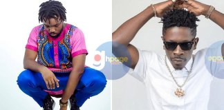 Win BET Award to prove your claim as the Dancehall King of Africa - David Oscar spits fire on Shatta Wale