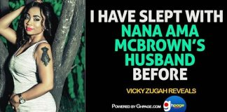 Video: I have Slept with Nana Ama Mcbrown's husband before -Another Actress Shockingly Reveals