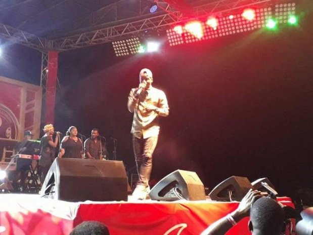 See all the photos from the 2018 VGMA Nominees Jam in Cape Coast