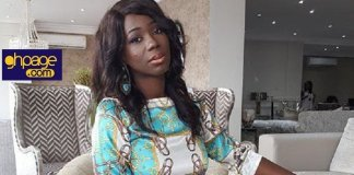 Ama K Abebrese Is 6 Months Pregnant - And Just Like Yvonne Nelson, She Is Also Hiding It