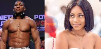 I Have A Crush On Anthony Joshua, Says Yvonne Nelson