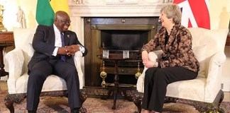UK Government Assures To Help Ghana Legalize Homosexuality