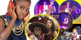10-year-old DJ Switch performs Shatta Wale's Gringo on stage, riding on horseback (Video)