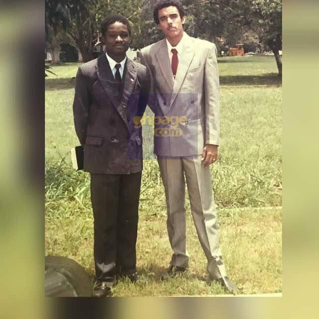 Throwback: A Rare Photo Of Bishop Dag Heward-Mills When He Started His Ministry Pops Up On Social Media