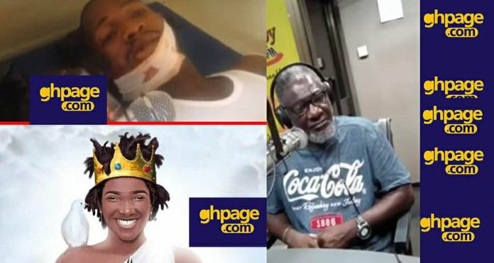 Video: Ebony's Dad Has Something Crucial To Say About Ebony's Driver