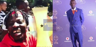 """""""If You Don't Understand, Go And Die"""" - Fancy Gadam mocks Patapaa After Wining Most Popular Song(Video)"""