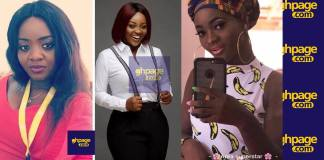 Photos Of Two Ladies Who Look Just Like Actress Jackie Appiah Cause Huge Stir On Social Media