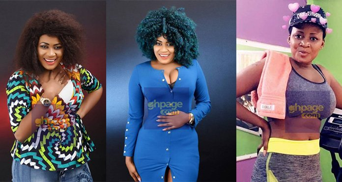 8 Hot Photos Of The Actress Who Accused Ernest Opoku Of Forcing Her To Abort Her 3 Months Old Pregnancy