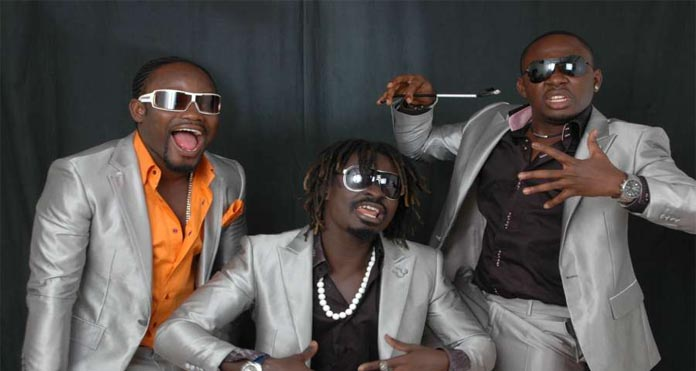 Music Group Praye reunite on VGMA 2018
