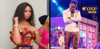 You lived in a ghetto when I met you; now you are being ungrateful - Shatta Michy 'punches' Shatta Wale