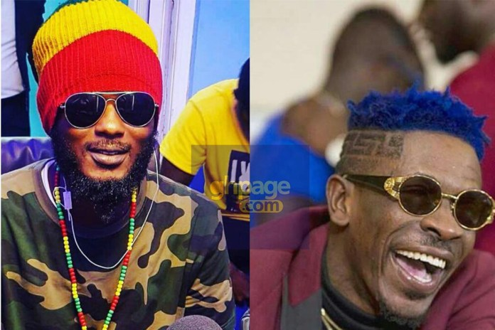 Shatta Wale Is Just A 'Village Champion' And My Song