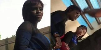 Watch: Slay Queens caught stealing wristwatches