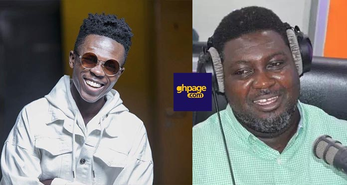 Strongman exposes Da Hammer, calls him a big liar after the latter claimed that he never approached the former for a record label contract