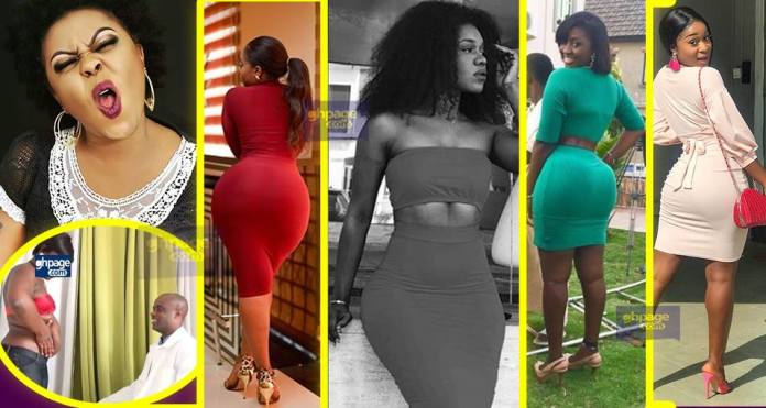 Afia Schwarzenegger to list Ghanaian celebrities who have gone to Obengfo for butt and body enhancement