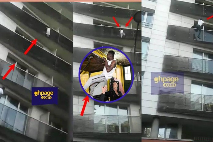 African Migirant Who climbed 4 Storey To Save A Child Starts Training As A Fire Service Personnel