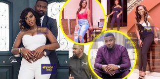 John Dumelo's Ex-Girlfriend Says Mawunya Is Pregnant & John Is Being Forced