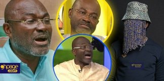 Kennedy Agyapong Allegedly Releases 6 Photos Of Anas Aremeyaw Anas