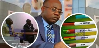 A Must Watch Video: Nyantakyi Match-Fixing Saga - How Ghana Sold It's Match To USA At Brazil 2014 World Cup