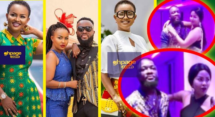 Is Nana Ama Mcbrown Forcing Her Young Husband To Love Her? This Video & Photos Prove So [Details]
