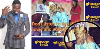 The 'pastor' who was removing a lady's Pants Reacts over Trending Suggestive Photos