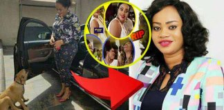 A video of Kennedy Agyapong's baby mama, the late Stacy Offei dancing surfaces online