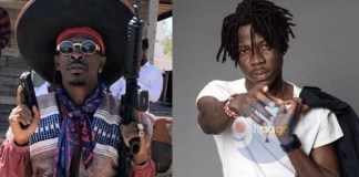 """'My Music Can't Bubble And Gone Like Bubblegum'- Stonebwoy Jabs Shatta Wale's Over """"Gringo"""" Hit"""