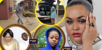 Audio: Vivian Jill reacts to rumors that she snatched someone's husband in Canada—sold his house to build a mansion for her