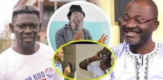 Kumawood actor Agya Koo endorses Kennedy Agyapong expose on Anas