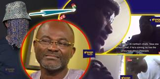 Ken Agyapong Full Video on Anas expose