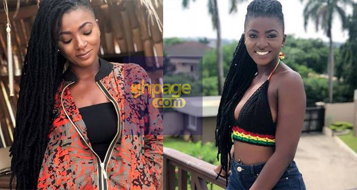 Ahoufe Patri shows us the other side of her in new photos