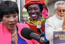 Hot Audio: Konadu Rawlings Is Evil And A Witch - Anita Desoso Throws Shots At Rawlings' Wife