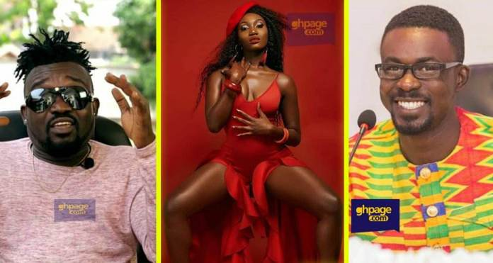 Stay Off Wendy Shay she is RuffTown property - Bullet to Zylofon Media