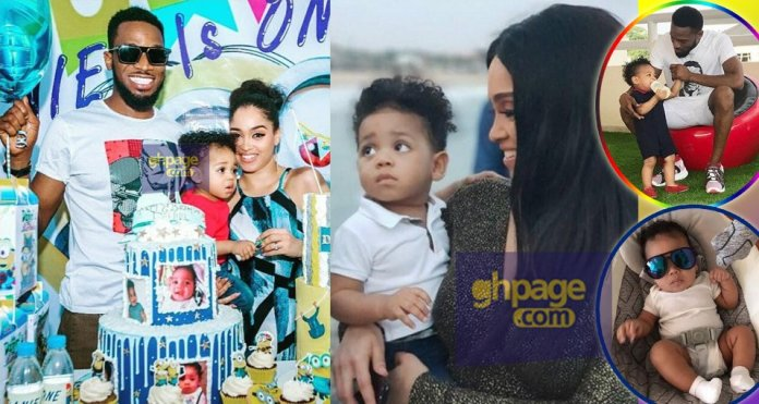 Photos of D'Banj's one-year-old son who died in his swimming pool