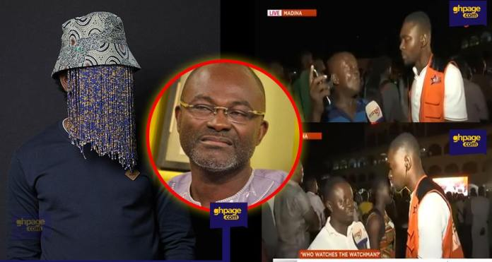Kennedy Agyapong's video not credible - Ghanaian's not motivated
