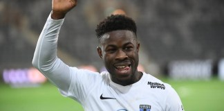 Black Stars player jailed 2 years and 8 months for rape
