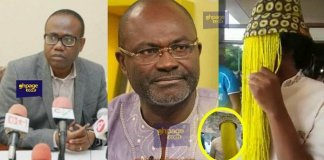 Kennedy Agyapong mentioned in $2bn Chinese loan roads deal by Nyantakyi