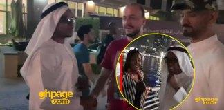 You look like footballer actor Dubai people tell Obinim