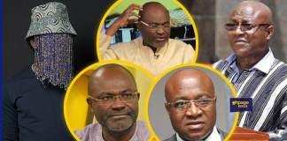 I have Seen Ken Agyapong's Evidence Against Anas - Osei Kyei Mensah Bonsu