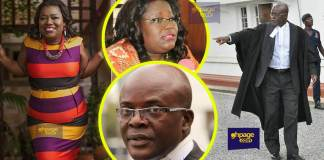 Tony Lithur Names Two Men Having Affair With His Wife, Oye Lithur
