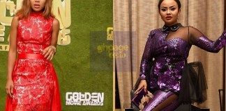 Nana Ama McBrown Mocks Rosemond Brown Over Her Inability To Speak Good English